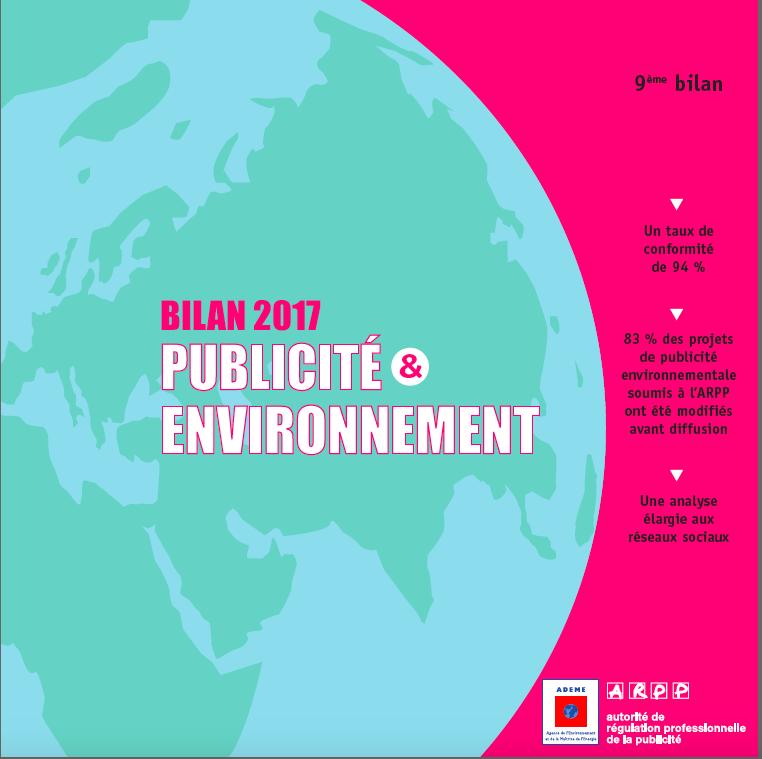 Bilan Publicité Environnement