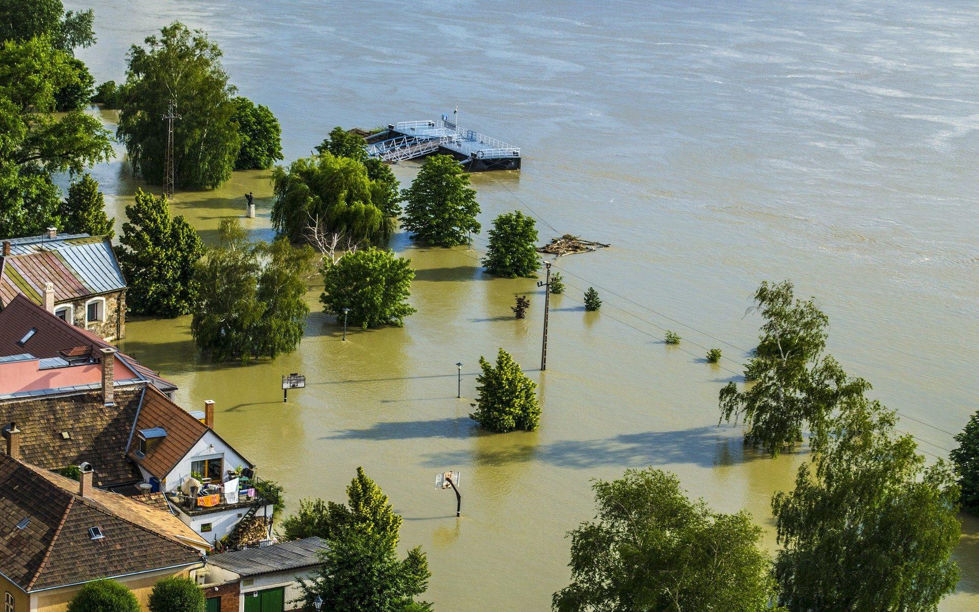 Inondations à la nouvelle Orléans